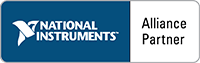 National Instruments Alliance Partner logo